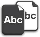 Dinsvenska logo icon