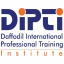 Daffodil International Professional Training Institute (Dipti) logo icon