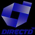 Direct D logo icon
