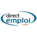 Direct Emploi logo icon