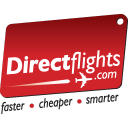 Directflights logo icon