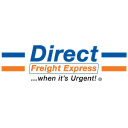 Direct Freight Express logo icon