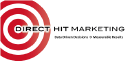 Direct Hit Marketing logo icon