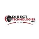Direct Technologies logo icon