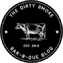 Dirty Smoke Bbq logo icon