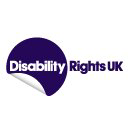 Disability Rights Uk logo icon