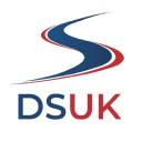 Disability Snowsport Uk logo icon
