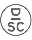 Disc Interiors logo icon