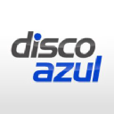 Disco Azul logo icon