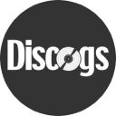 Discogs logo icon