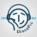 Disco Piu logo icon