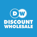 Discount Wholesale logo icon