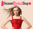 Discount Dress Shop logo icon