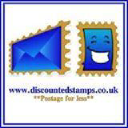 Discounted Stamps logo icon