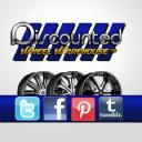 Discounted Wheel Warehouse logo icon