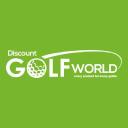 Discount Golf World logo icon