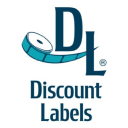 Discount Labels logo icon