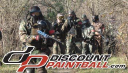 Discount Paintball logo icon