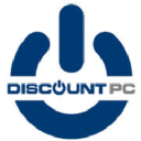 Discount Pc logo icon