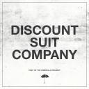 Discount Suit Company logo icon