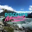 Discover Adventure logo icon