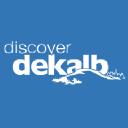 Discover De Kalb logo icon