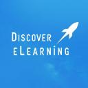 Discover E Learning Uk logo icon