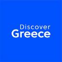 Discover Greece logo icon