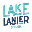 Discover Lake Lanier logo icon
