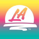 Discover Los Angeles logo icon