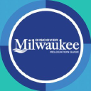 Discover Milwaukee logo icon