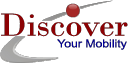 Discover My Mobility logo icon