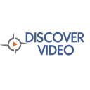 Discover Video logo icon