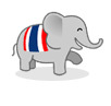 Discovery Thailand logo icon