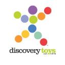 Discovery Toys logo icon