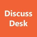 Discussdesk logo icon