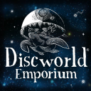 Discworld Emporium logo icon
