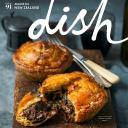 Dish Magazine logo icon