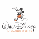 Walt Disney Animation Studios logo icon