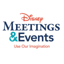 Disney Meetings logo icon