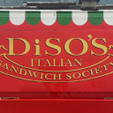Di So's Italian Sandwich Society logo icon