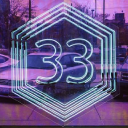 Dispensary 33 logo icon