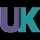 Displays Uk logo icon