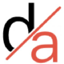 Disruptive logo icon