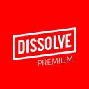 Dissolve logo icon