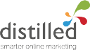 Distilled logo icon