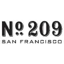 distillery209.com logo icon