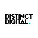 Distinct Digital logo icon