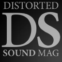 Distorted Sound Magazine logo icon