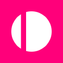 Distributed logo icon
